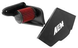 Układ dolotowy Audi A5 2.0L AEM 21-750 - GRUBYGARAGE - Sklep Tuningowy